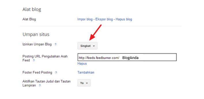 panduan seo blogger