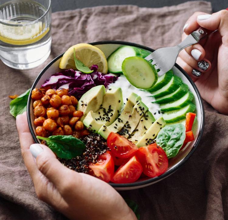 Makanan Vegan